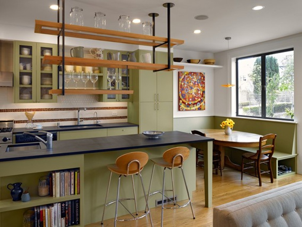 Charming Eclectic Kitchen