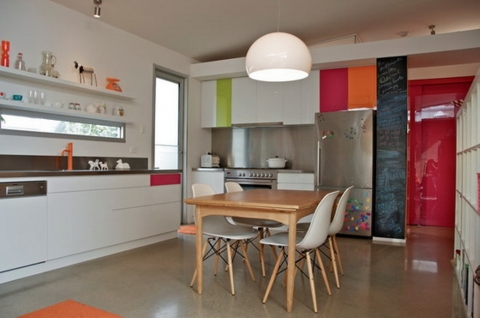 Eclectic Kitchen Design Ideas PIcture