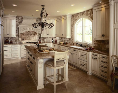 Tuscan Kitchen Decor Ideas Picture