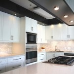 Monochromatic Kitchen Designs