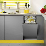 Slim and Compact Dishwashers Ideal for Tiny Kitchens
